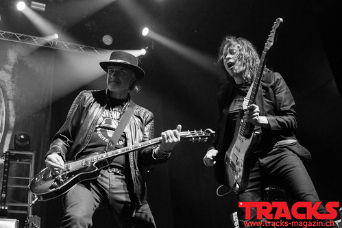 Gotthard + Krokus + Shakra @ Samsung Hall - Zurich | by IK Photo | capturethemusic