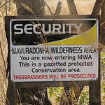 Welcome to the Mavuradonha Wilderness Area