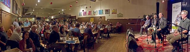 "Calgary Science Café on ""Carbon Capture"" (Sept 27, 2011)"