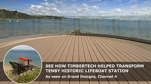 Grand Designs Tenby Lifeboat Station 1 | TimberTech has ...