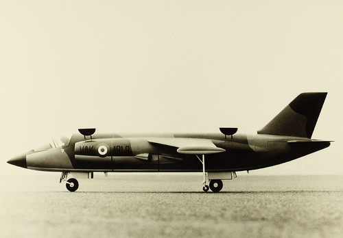 VFW-Fokker, VAK 191B | by San Diego Air & Space Museum Archives