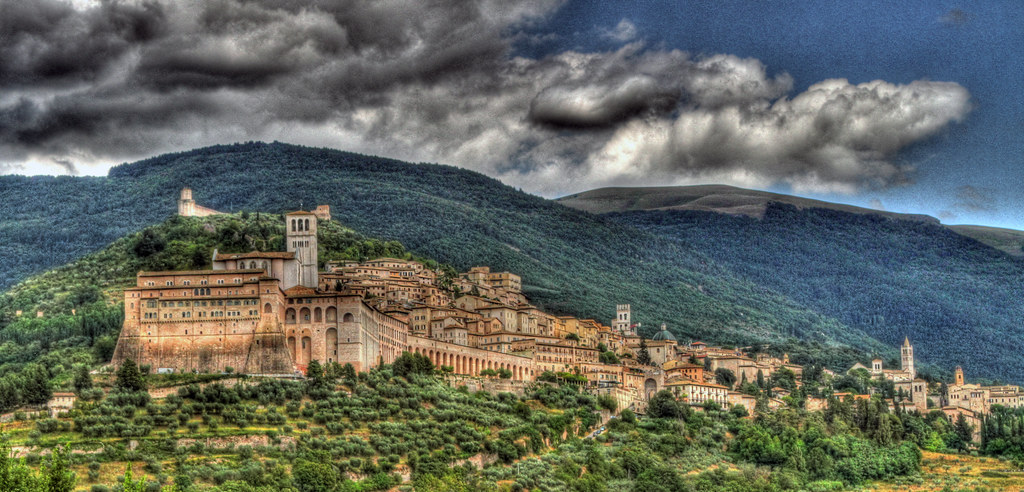 Assisi HDR
