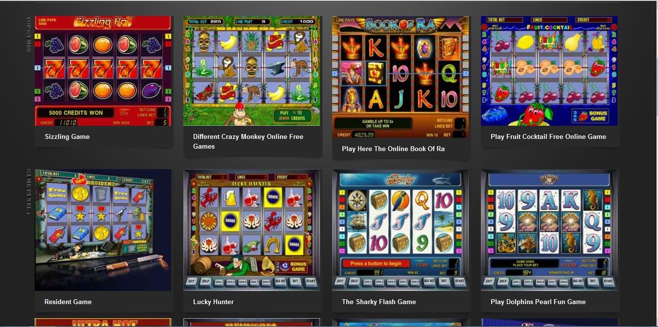 Делюкс игровые автоматы бесплатно
