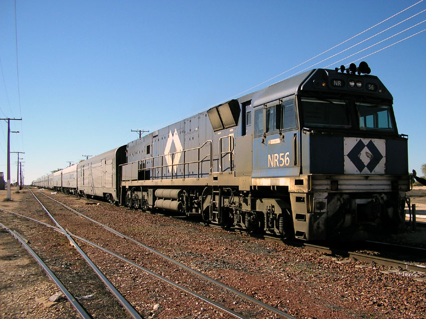The Indian Pacific, Cook by baytram366