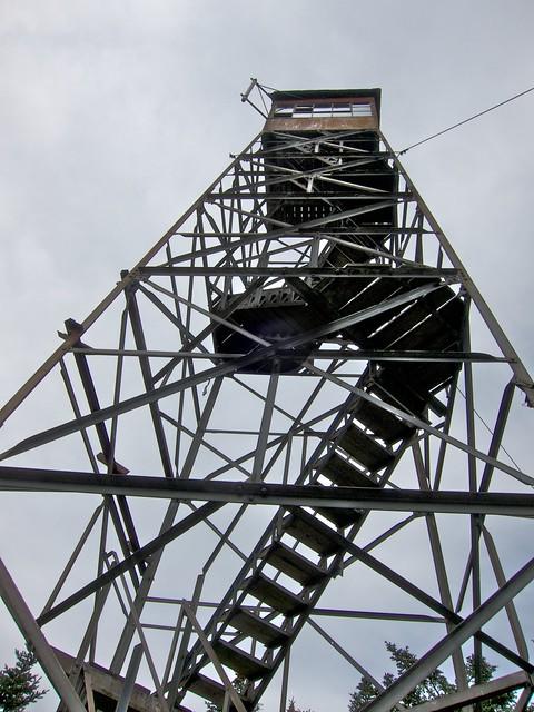 2:10:08 (74%): tower hiking newhampshire smartsmountain rangertrail