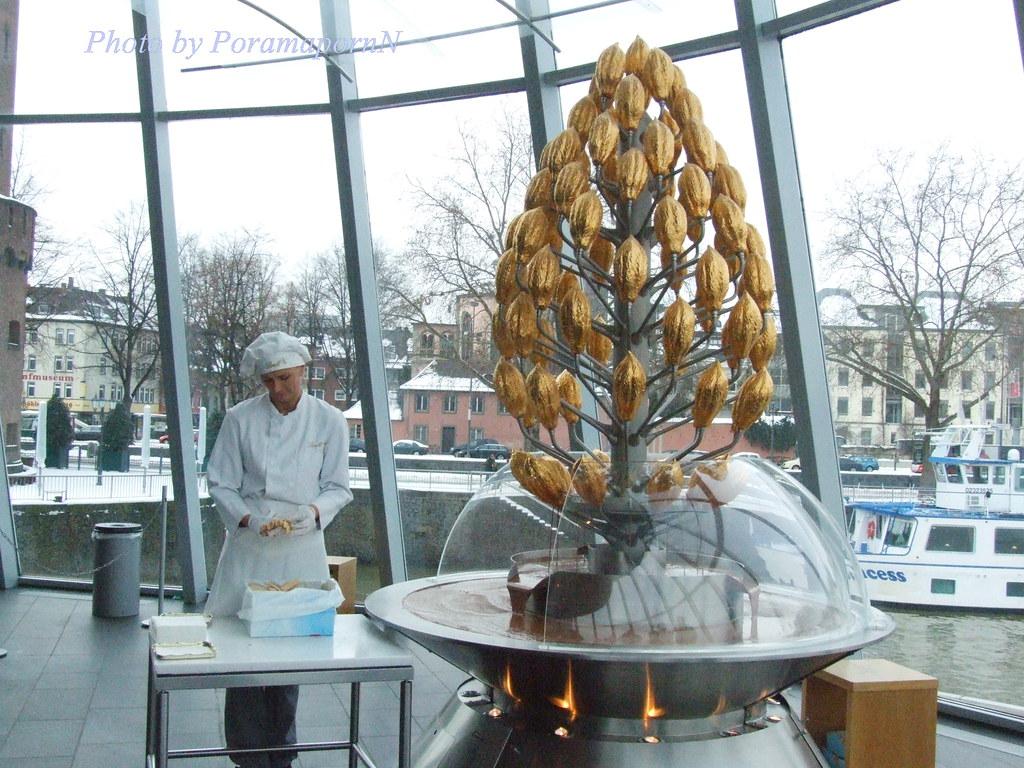 Chocolate Museum Cologne Germany Poramaporn Niramon Flickr