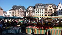 Mainz- Рынок