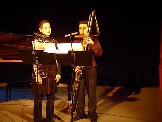Cora Schmeise and Richard Craig