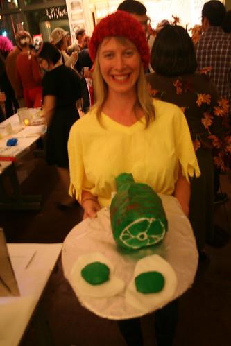 Sam I Am, Green Eggs and Ham! | by Sarah Mirk