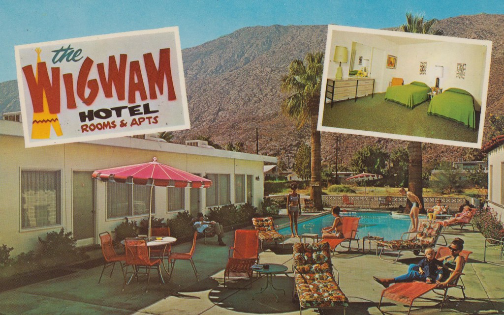 The Wigwam - Palm Springs, California | (Kitchen Apts  and H