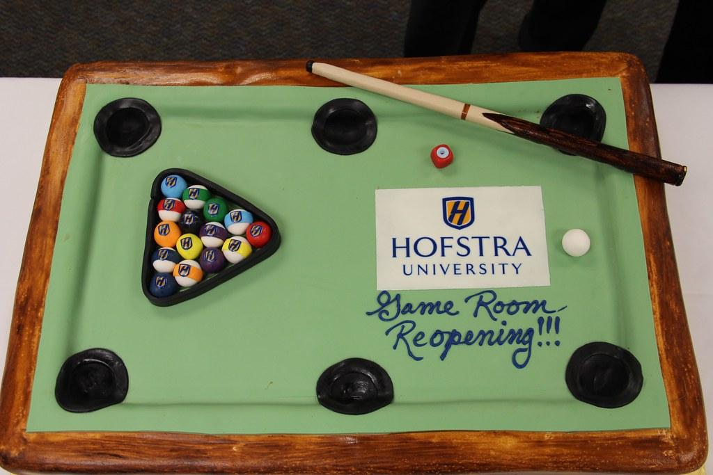 Hofstra Game Room