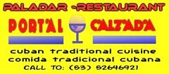 PALADAR - RESTAURANT  CUBA