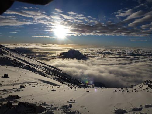 vacation kilimanjaro tanzania mountainclimbing 2011