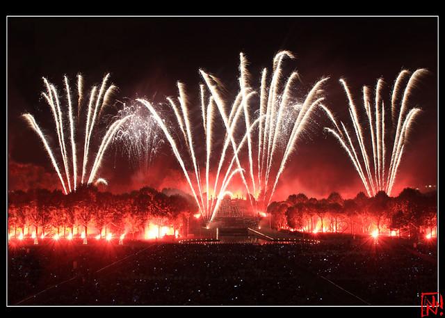 Le plus grand feu d'artifice d'Europe.... (10/11)