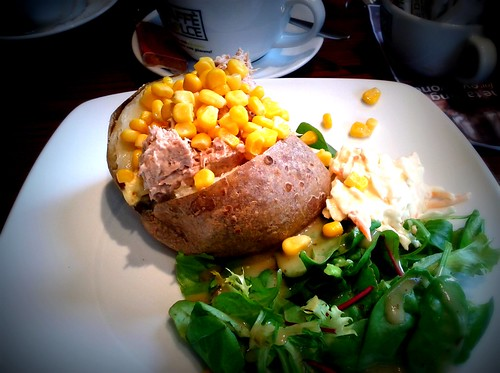 Jacket Potato | by lynn.gardner