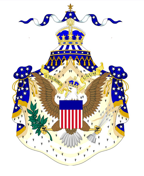 Coat-of-Arms of the Union of Royal American States | Flickr