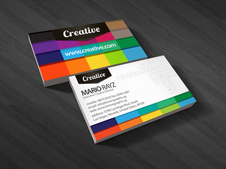 Creative Business Card | by lemongraphic