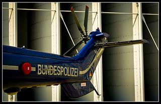 Bundespolizei Hubschrauber | by Tupolev und seine Kamera