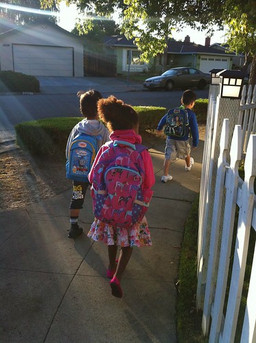Walk to school | by Kei!