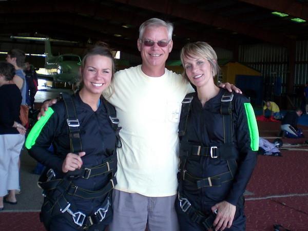 Skydiving - Before