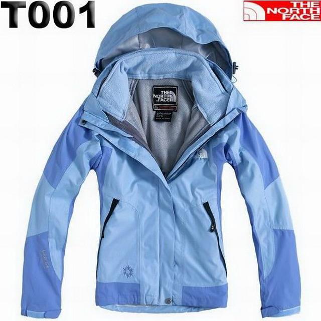 38d3ce04d The North Face Gore-Tex Women Hexane Jacket Light Blue | Flickr