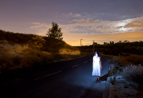 road light sky moon night clouds canon dark stars eos israel flash 1022 external 60d ringexcellence