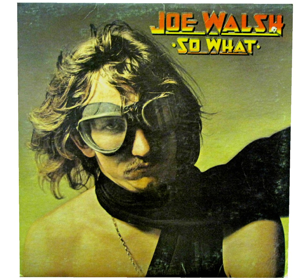 Joe Walsh - So What | Thomas Friel | Flickr