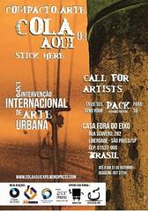 Compacto.Arte #ColaAqui! #StickHere! #03 by p. (paula mello)