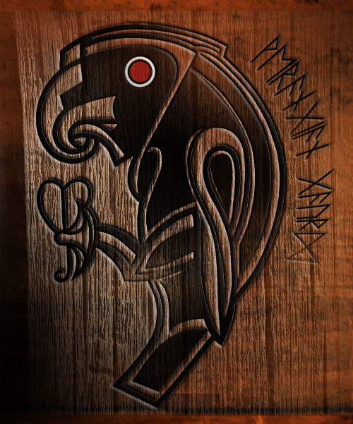 VARANGIAN RAVEN    A symbol I am lead to believe was used by