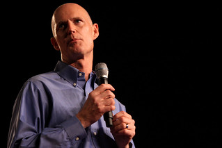 Rick Scott | by Gage Skidmore