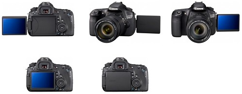 Canon 60D – Articulating LCD | by ** David Chin **