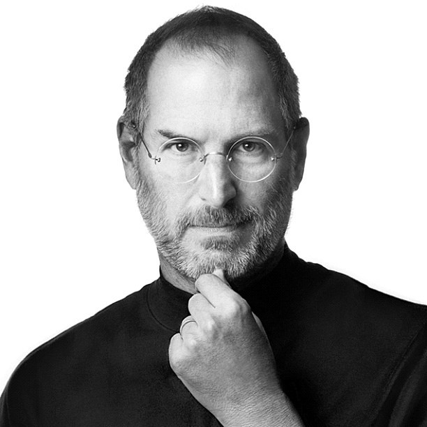 My Hero is gone... Rest in Peace, Steve Jobs. I'll remember you!