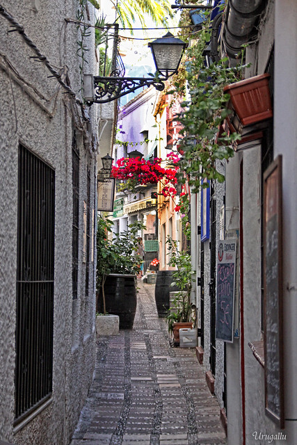 10 Marbella Casco viejo
