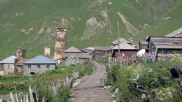 Ushguli / უშგული (Georgia) - Village