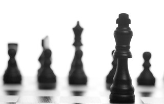 The Strategy Of Chess | by kenteegardin