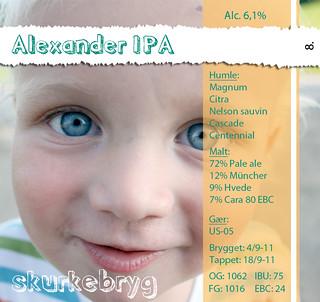 Alexander IPA | by Simon Fredslund