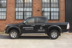 Pick Up Truck Livery