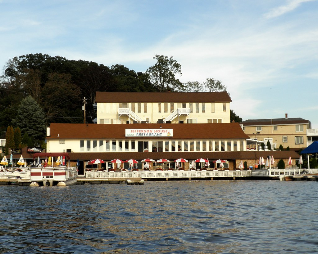 Jefferson House Restaurant Lake Hopatcong New Jersey Flickr