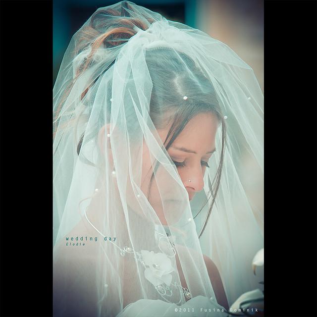 Wedding day | Elodie