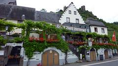 Городок Beilstein an der Mosel