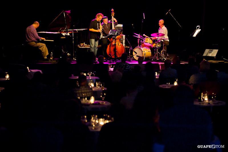Tuur Florizoone Presents Mixtuur + Eastern Boundary Quartet