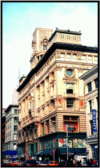 Siegel-Cooper Company Department Store ~ Manhattan NY
