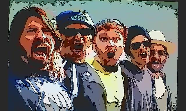 Foo Fighters Scream