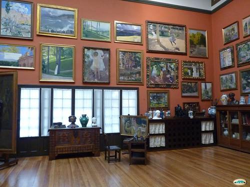 Museo Sorolla-Sala del pintor   by juantiagues