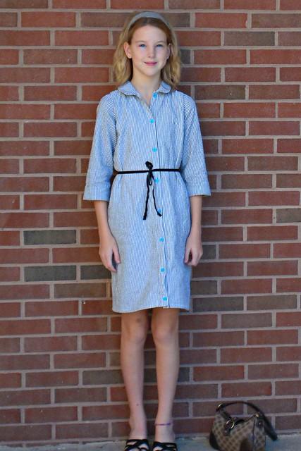 Grown Up Jump Rope Dress