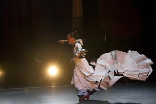 Rafaela Carrasco-II Bienal de Flamenco   by Gobierno de la Ciudad de Buenos Aires