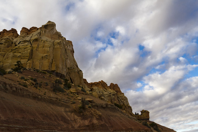 Burr Trail Road - Grand Staircase-Escalante National Monument, Utah
