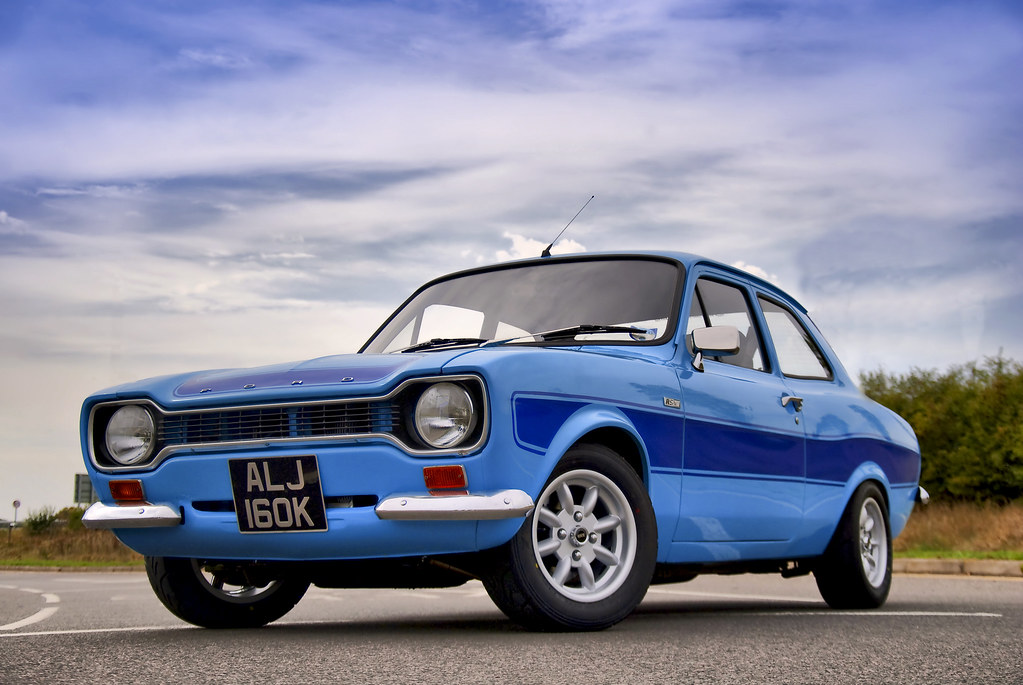 Used ford escort for sale in poole, dorset