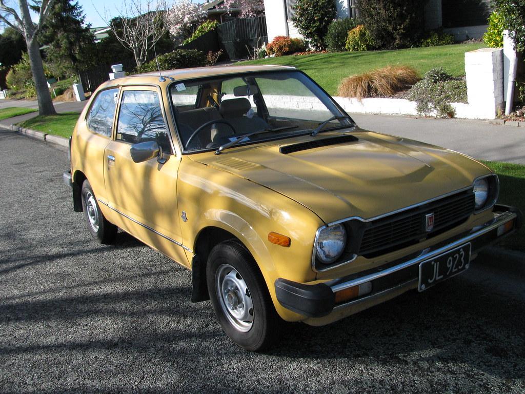 1979 Honda Civic | JL923 A very well-kept first-gen Civic ...