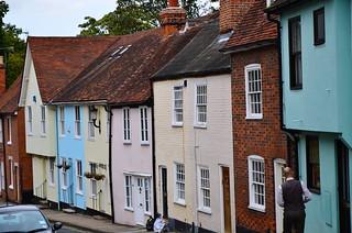 The Dutch Quarter, Colchester | by Ben Sutherland